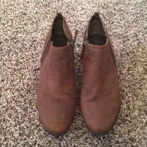 Like New Franco Sarto Barrett Bootie